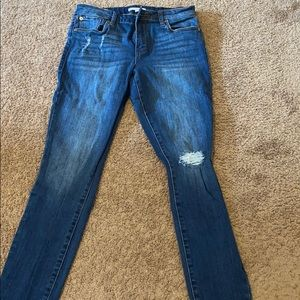 STS Blue high rise jeans